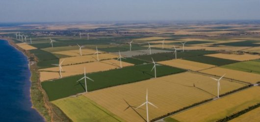 DTEK completes construction of 200 MW Prymorska Wind Farm