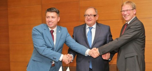 DTEK Renewables and GE Renewable Energy sign contract agreements for the construction of the second phase of the Prymorskaya Wind Electricity Plant