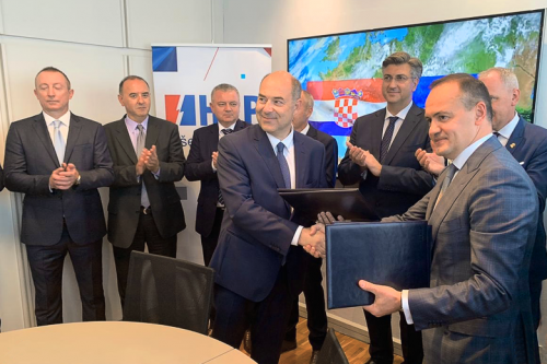 DTEK launched cooperation with the national energy company of Croatia